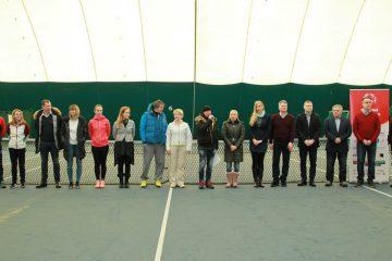 V. EURÓPAI SPECIÁLIS OLIMPIA TENISZ NAP a Balázs Testvérek Tenisziskola kölyöksportoló bemutatójával