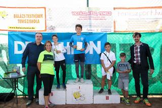 2018.10.14. VIGYÁZZ, KÉSZ, TENISZ! a Teniszport.hu Sportegyesület szervezésében