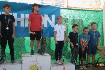2018 ŐSZI HÁZI BAJNOKSÁG a Balázs Testvérek Tenisziskolában