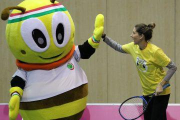 2019.02.22. HELLO TENISZ! a teniszport.hu szervezésében, lebonyolításában az MTSZ-szel