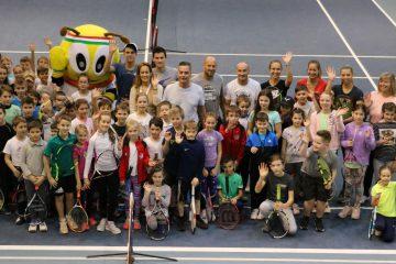 2019.02.23. MTSZ GYEREK TENISZ NAPJA & DUNAI REGŐ EMLÉKVERSENY a teniszport.hu szervezésében, lebonyolításában