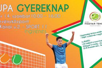 2019.09.14-15. DAVIS KUPA a tenisziskolával és DAVIS KUPA GYEREKNAP a teniszport.hu szervezésében, lebonyolításában